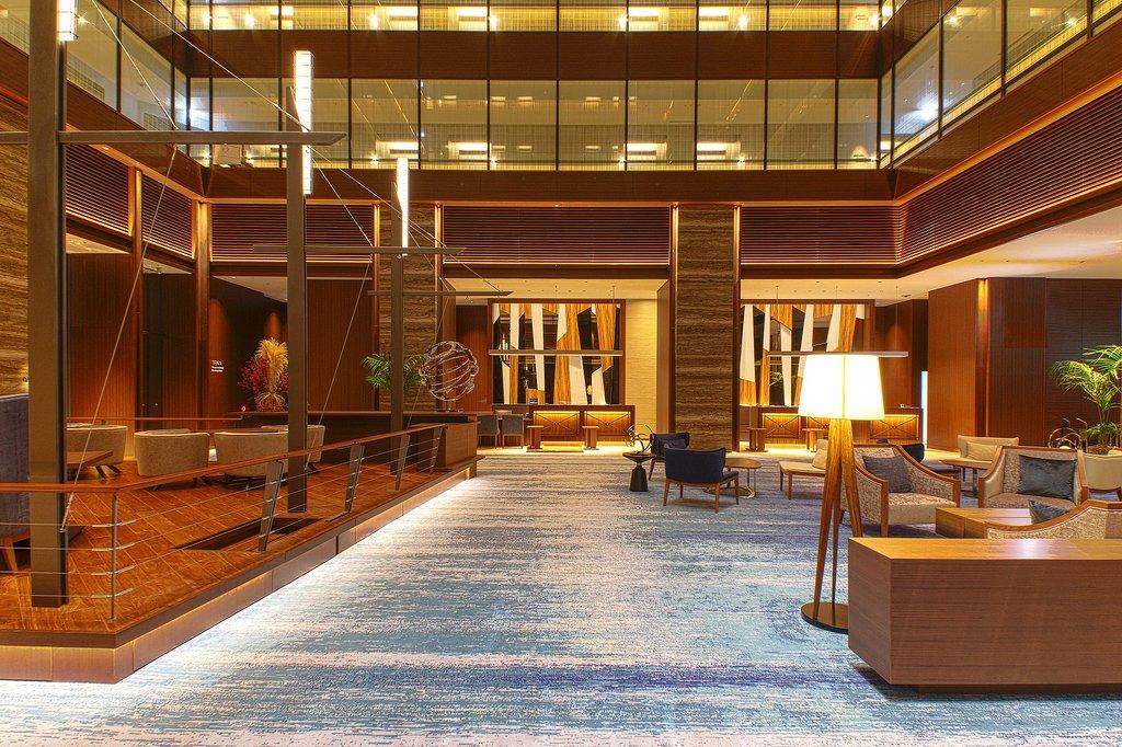 Nagoya Prince Hotel Sky Tower-lobby (TA)