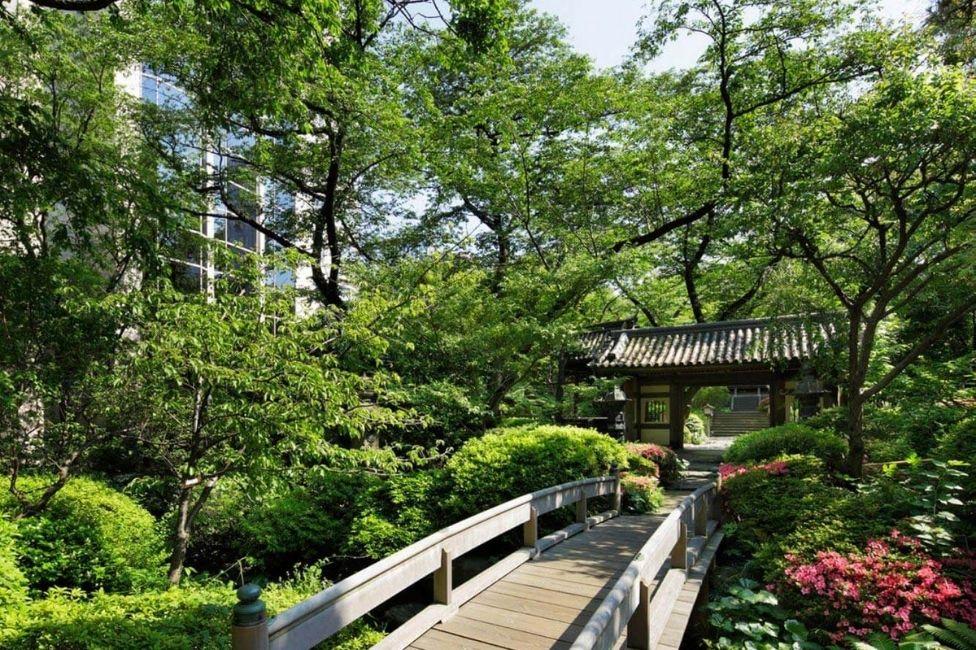 Grand Prince Hotel Takanawa-Garden (O)