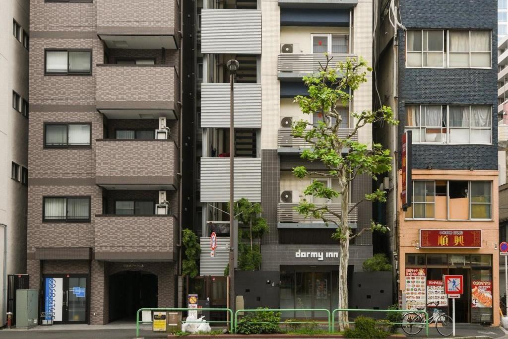 Dormy Inn Akihabara - exterior 3 (T) 3.2