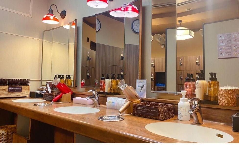Dormy Inn Akihabara - onsen 3 (o)