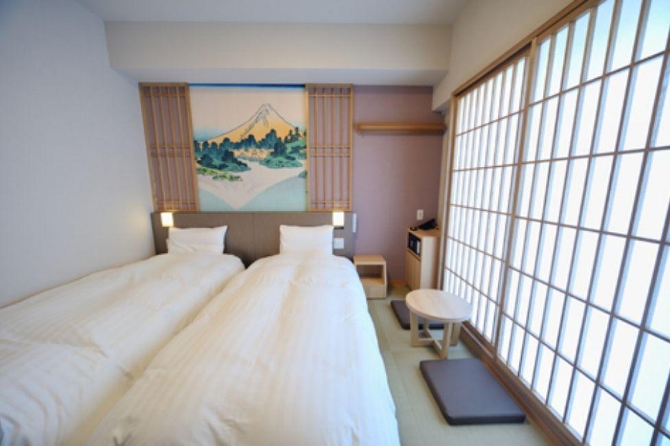 Dormy Inn Akihabara - twn room (o)