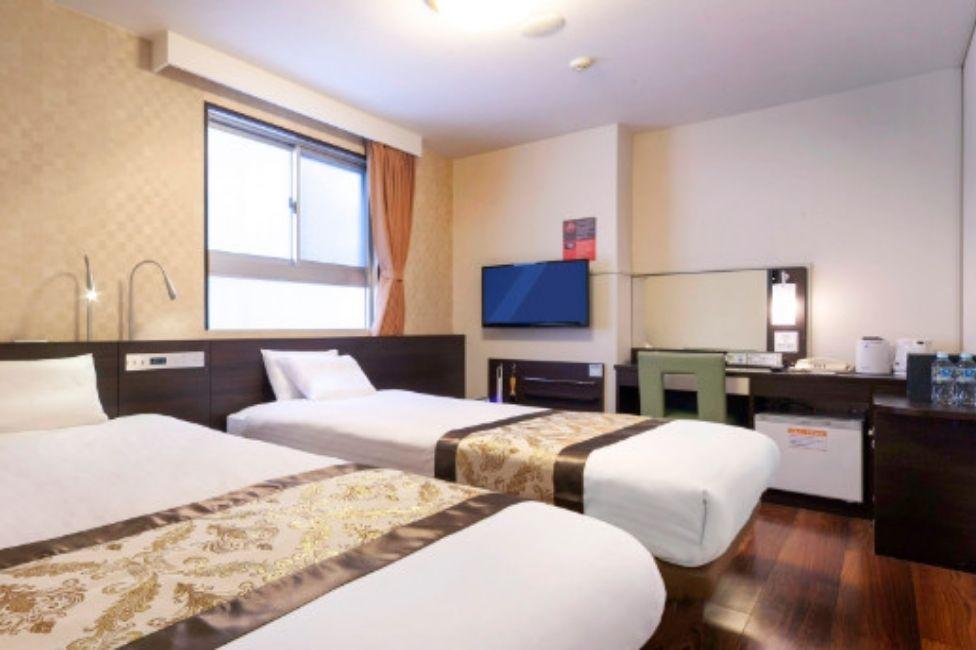 Dotonbori Hotel (O) (10)