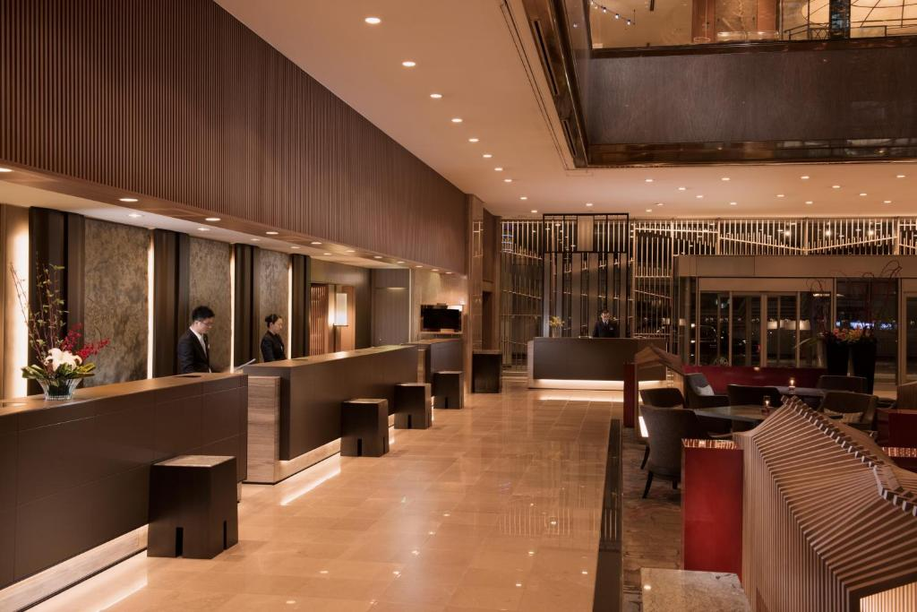 Hilton Osaka (Tomaru) 2