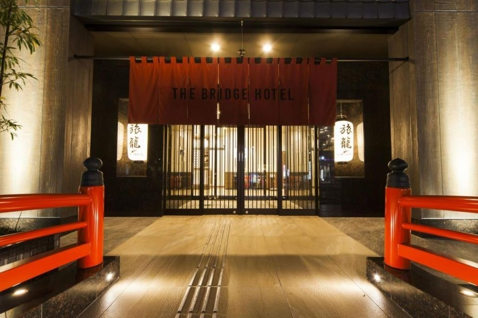 The Bridge Hotel Shinsaibashi (T)