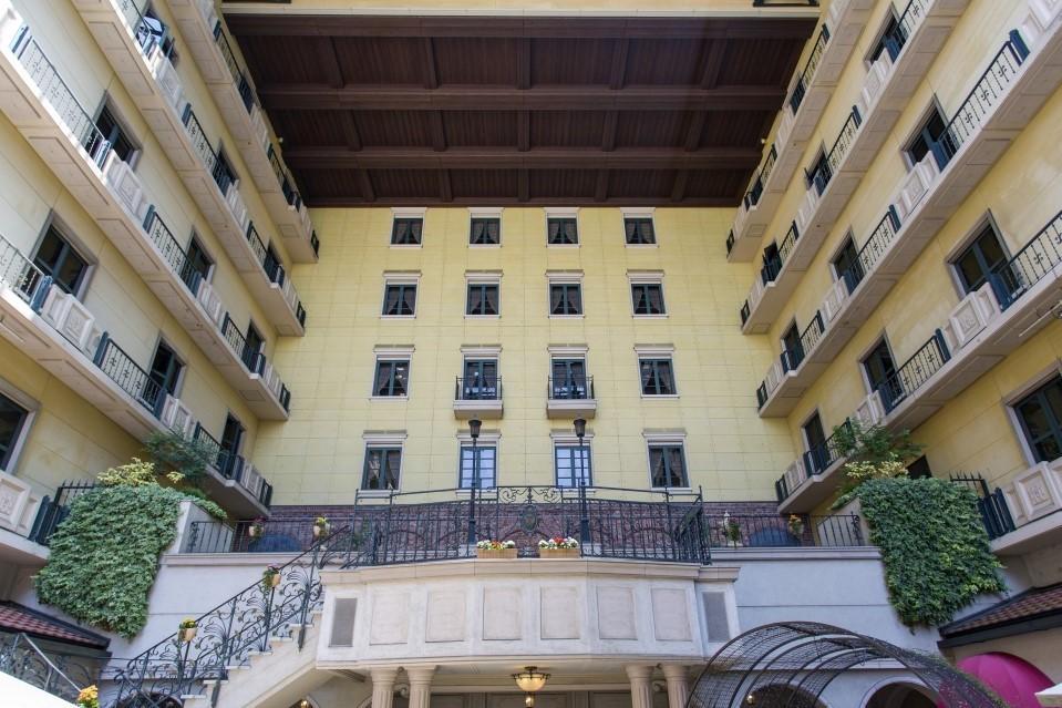 Exterior 2 - Hotel Monterey Osaka (Official)
