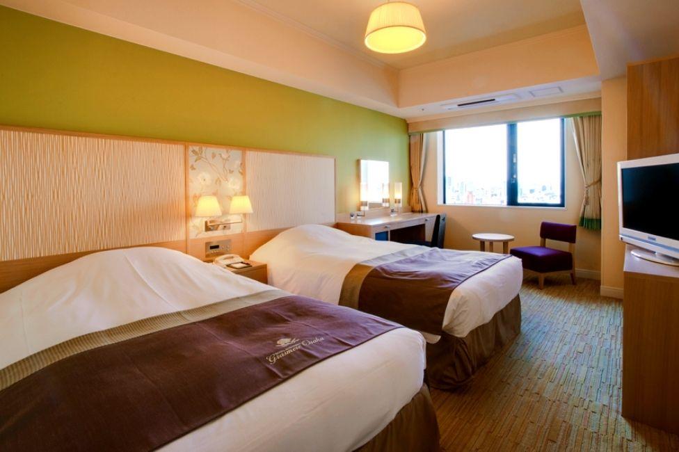 Hotel Monterey Grasmere Osaka (O) (2)