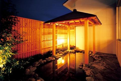 Open Air Bath - Hotel Laforet Shuzenji (Official)