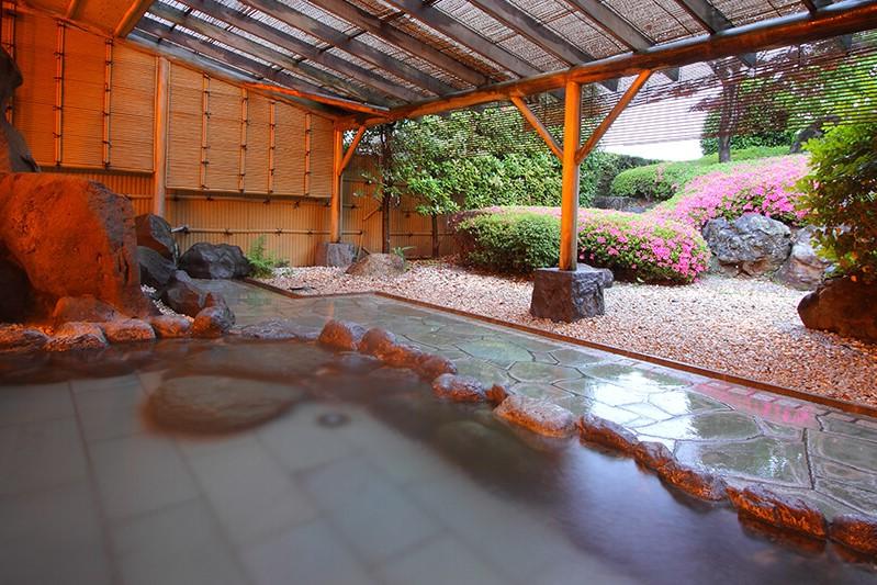 Open Air Bath - Kasugai View Hotel (Official)