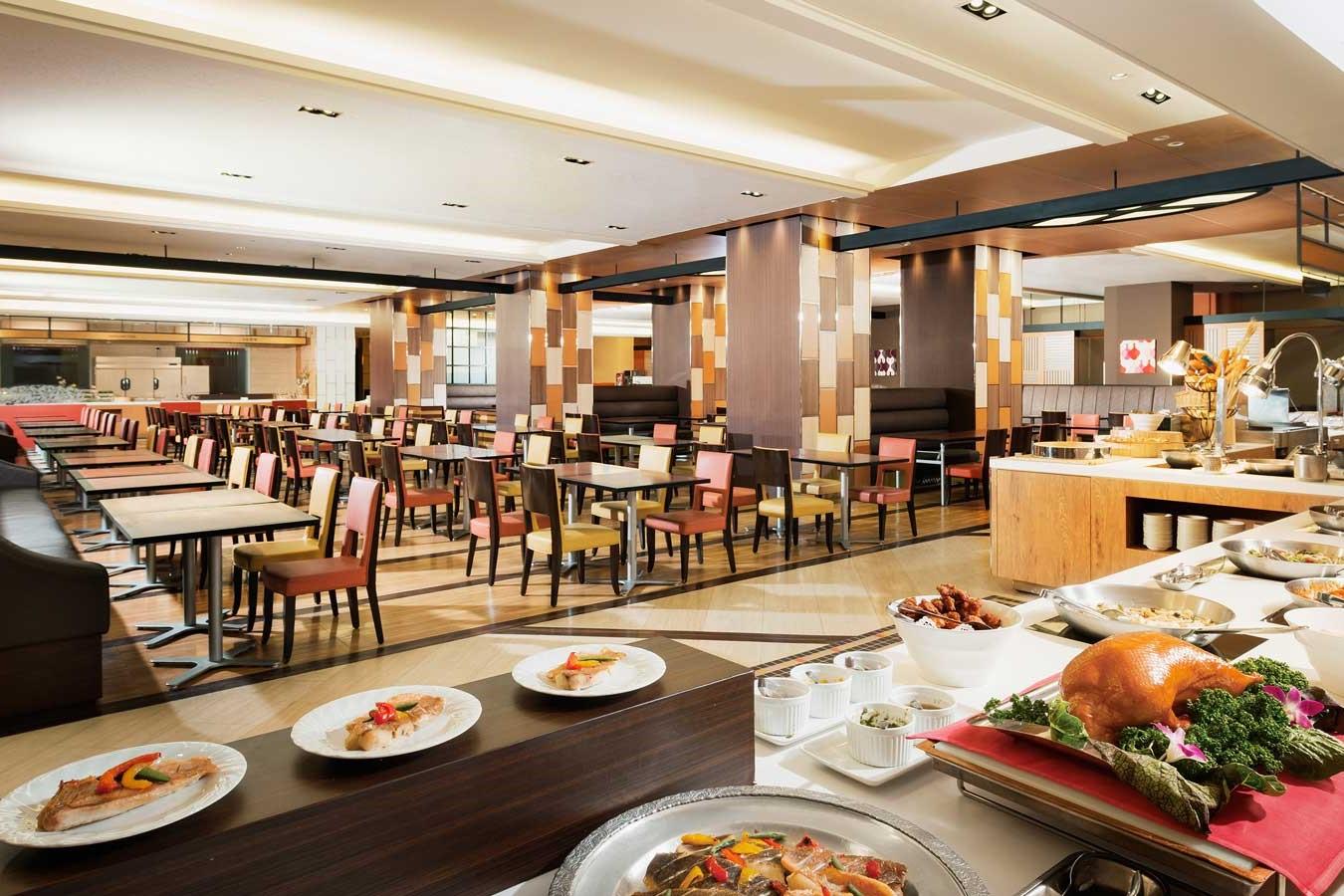 Buffet style OLYMPIA - Hotel New Hankyu Osaka (Official)