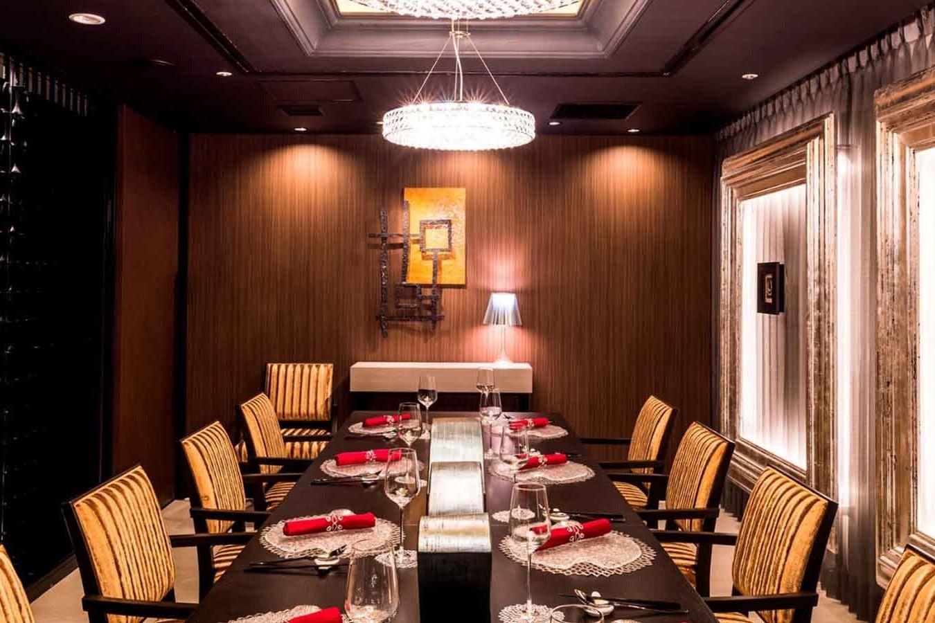 Chinese restaurant GRAND HAKURAKUTEN 4 - Hotel New Hankyu Osaka (Official)