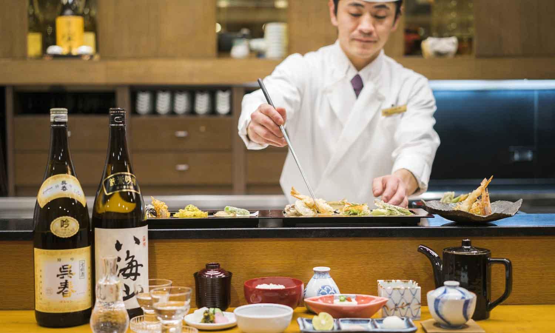 Japanese cuisine NANIWA TACHIBANA 3 - Hotel New Hankyu Osaka (Official)