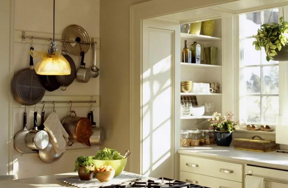 افكار لترتيب المطبخ