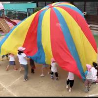 花園幼稚園運動会練習2アイキャッチ画像