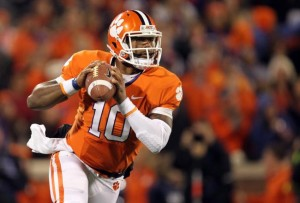 Clemson QB Tajh Boyd, how high will his NFL draft stock rise this year?