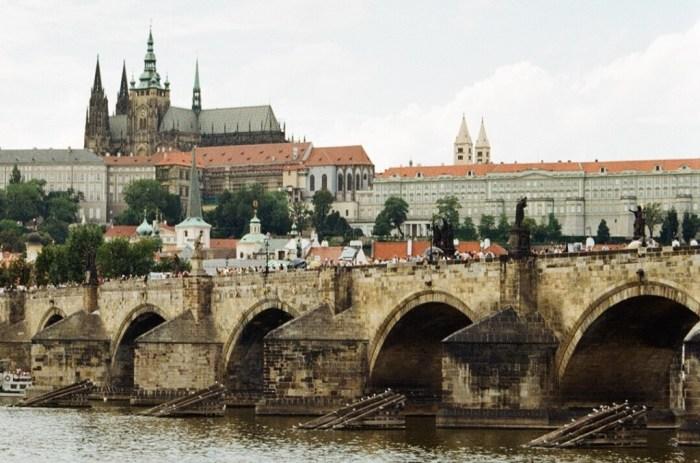 Prague is no longer Europe's best kept secret
