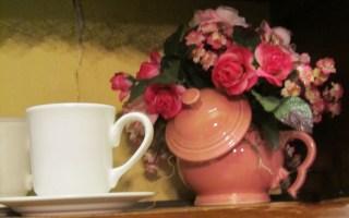 Fiestaware Teapot Vase