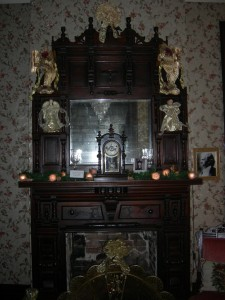 better parlor mantle