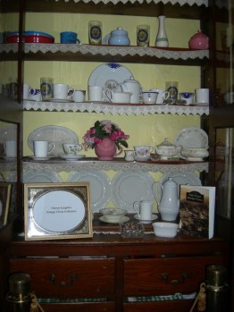Hoer Laughton vintage ching, dining rm