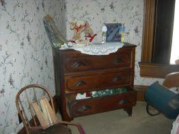 dresser, nursery
