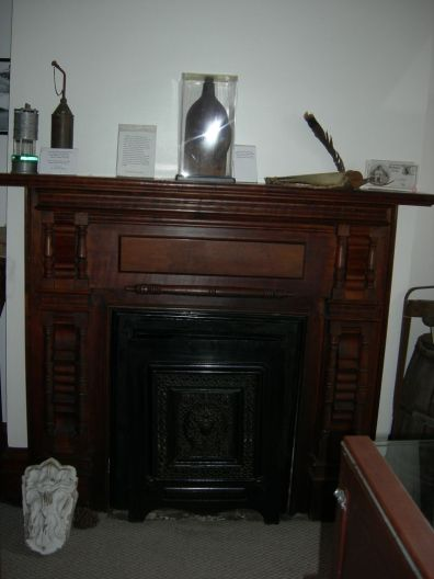 fireplace, best, display rm.