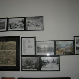 pictures, display rm.