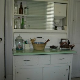 sideboard, kitchen