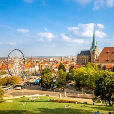 Sommer-Tagesfahrt nach Erfurt und zum Bunkermuseum Frauenwald