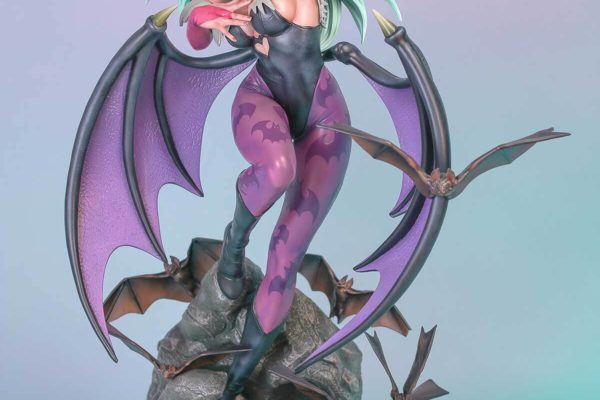 Capcom's Morrigan