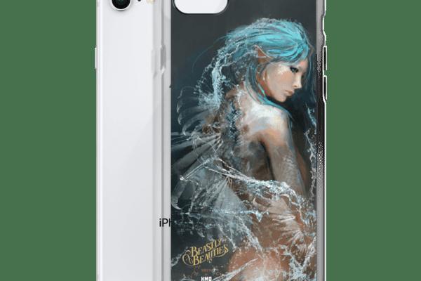 Beastly Beauties Siren iPhone Case
