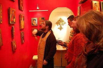 Orthodox icons - gallery and shop