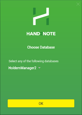 Hand2Note connect select database