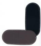 VENO Taschenboden Luxline schwarz