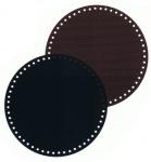 VENO Taschenboden Luxline 28cm rund schwarz