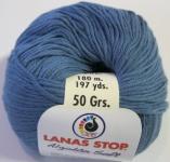Lanas Stop Algodon Soft Farbe 407