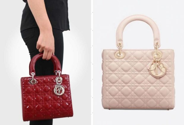 Dior Lady Dior Bag Reference Guide