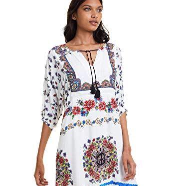 Desigual Women's Dress Linette