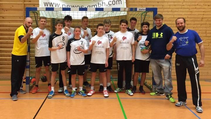 Landesliga Qualifikation: männliche B-Jugend sammelte Erfahrung und ist eine Runde weiter