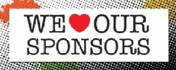 we love our sponsors