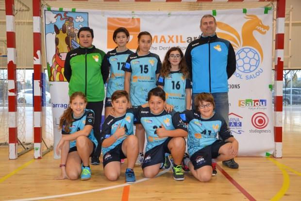 Infantils temporada 2016-2017