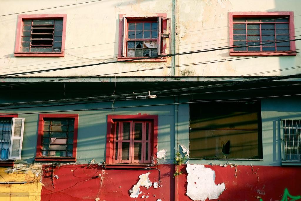 urban textures sao paulo