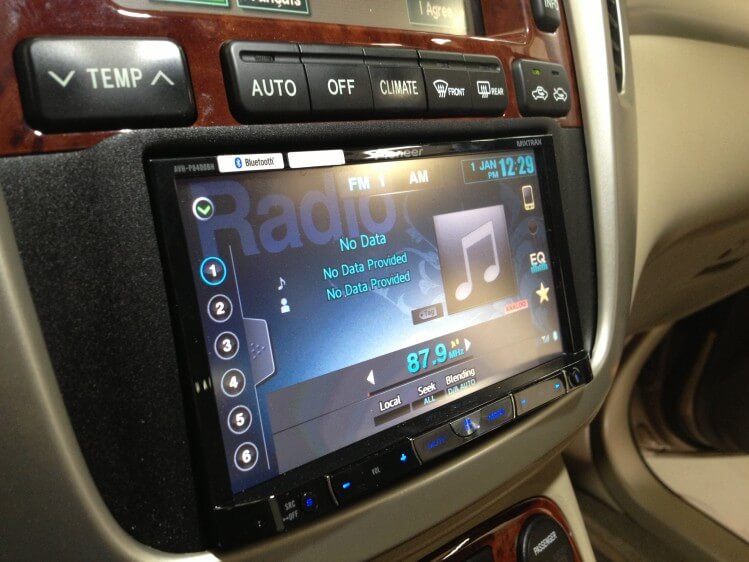 And Here Is An Up Close Look At The Texture Finish That We Used: 2007 Toyota Highlander Radio Wiring At Outingpk.com