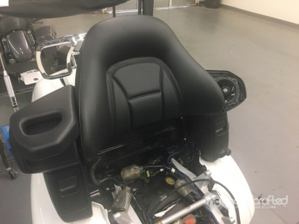 Honda Goldwing Audio
