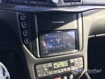 Maserati Stereo