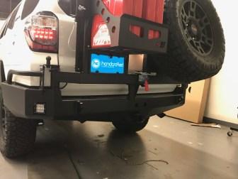 Toyota 4Runner Lighting