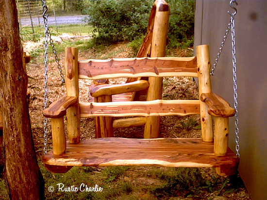 Handmade Rustic Furniture Lodge Cabin Furniture Log