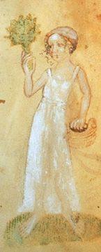 Bohemian, late 14th or early 15th century From Codices vindobonenses 2759-2764 in the Osterreichischen Nationalbibliothek, in Vienna, Austria