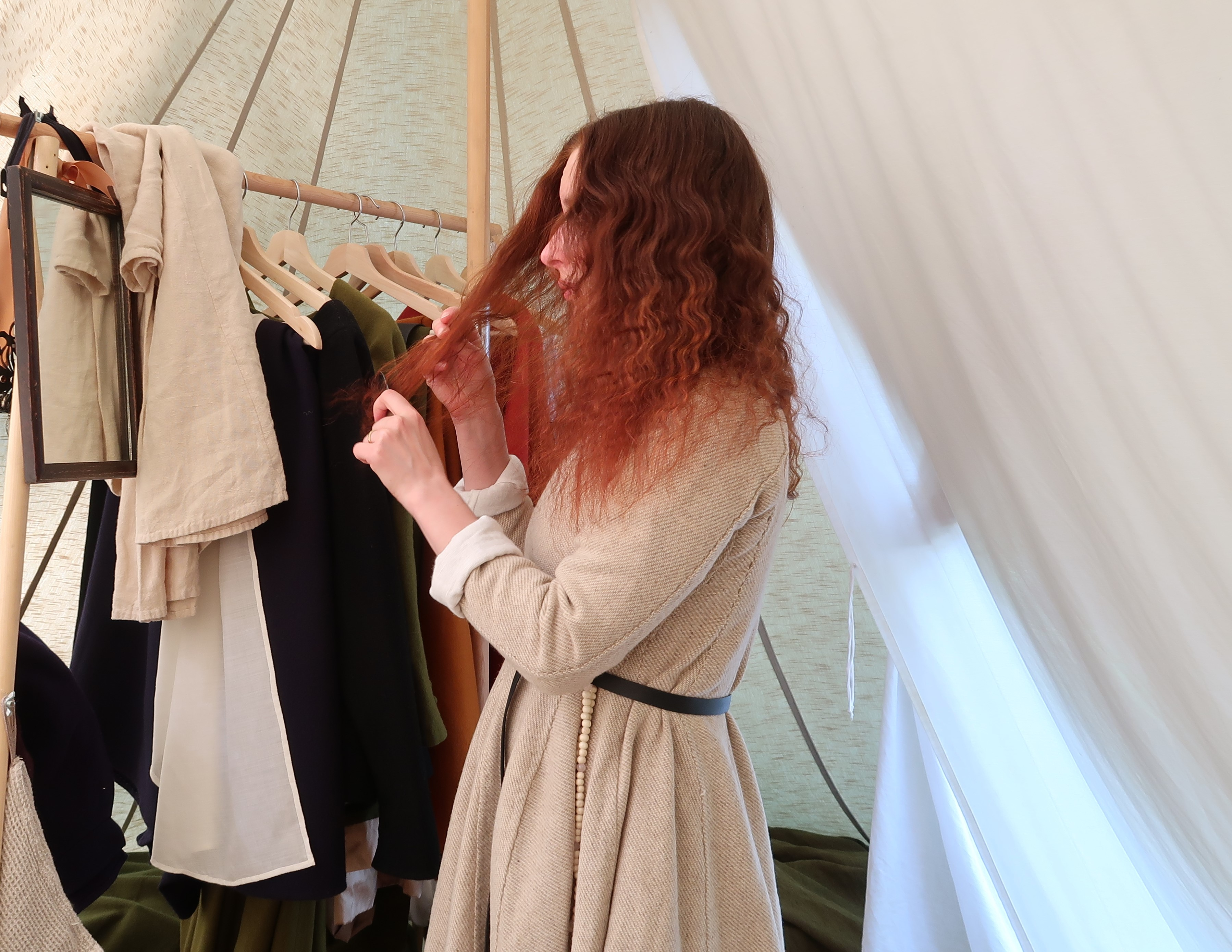 59d31aee853 Easy ways to make your medieval clothing last longer