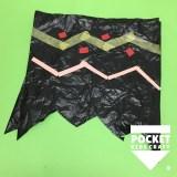 節分に鬼の衣装を手作りしてみよう!超簡単「鬼のパンツ☆」