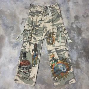 Military Cargo Pants (29×29)