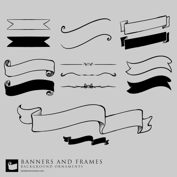 Banners-Vector